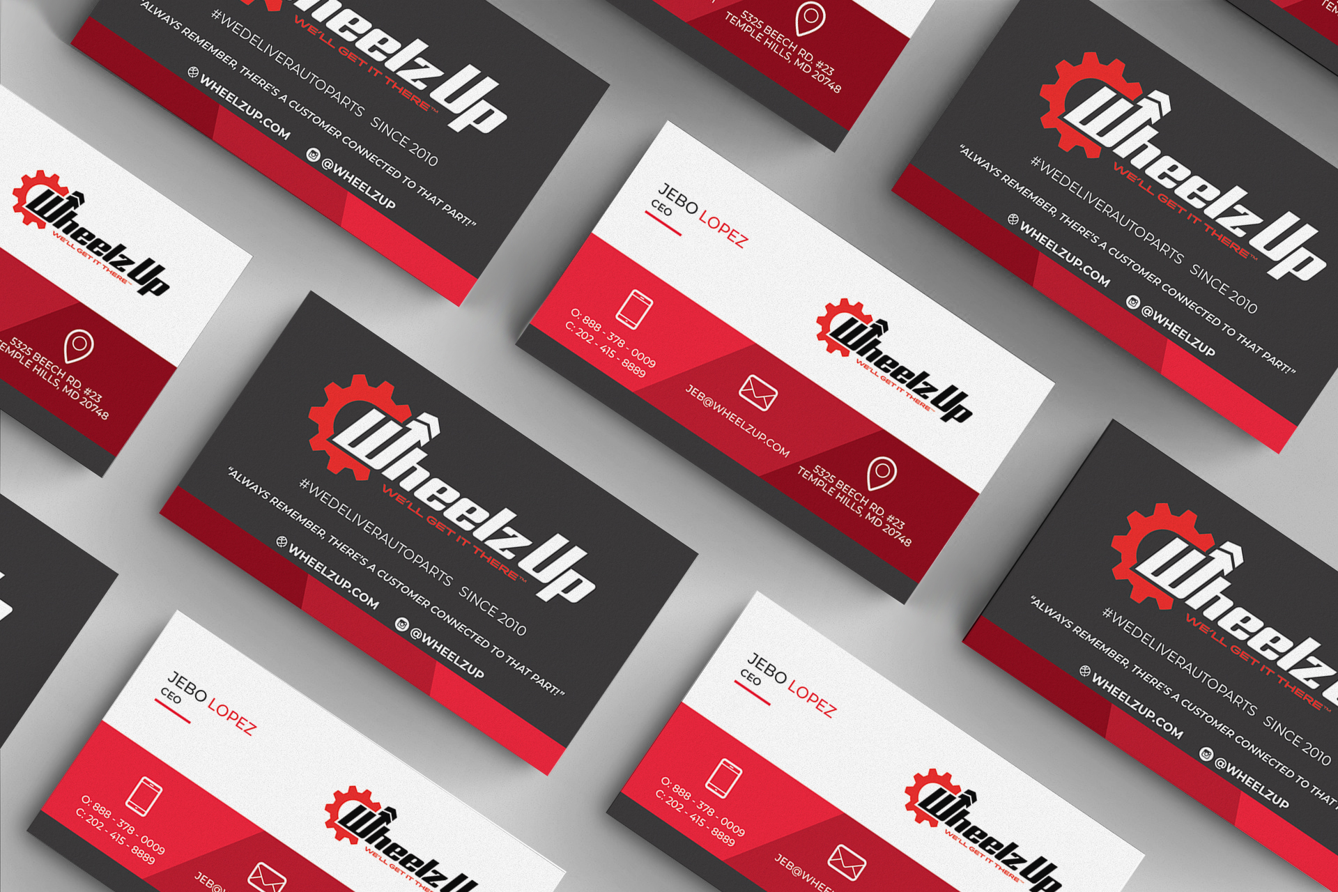 WheelzUp_Business Card Mockup